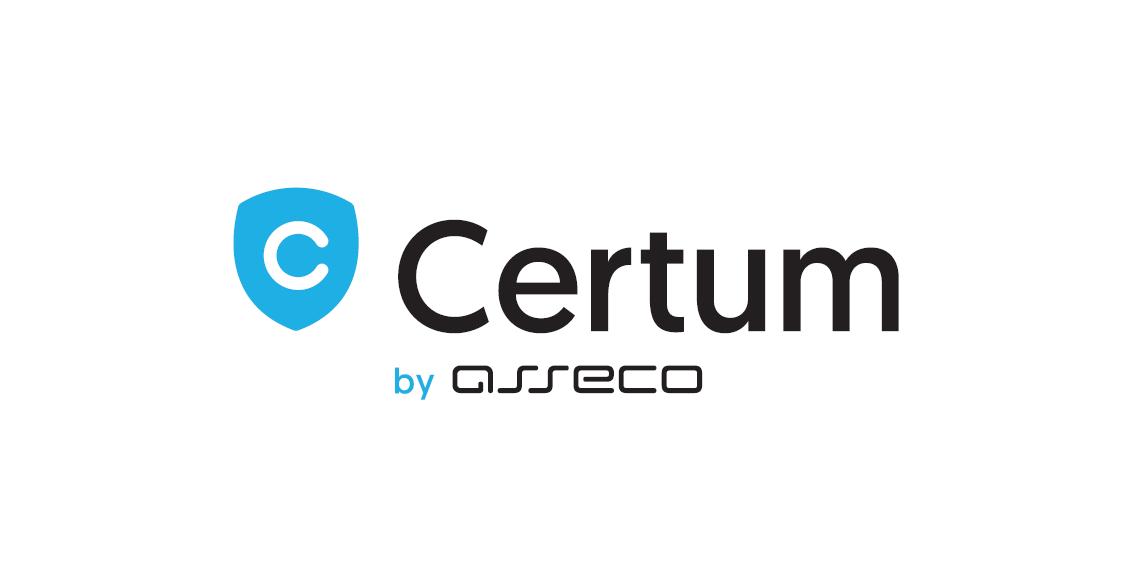 Certum partner logo
